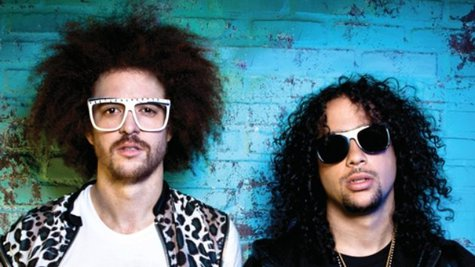 Image courtesy of Redfoo, left; LMFAOMusic.com (via ABC News Radio)