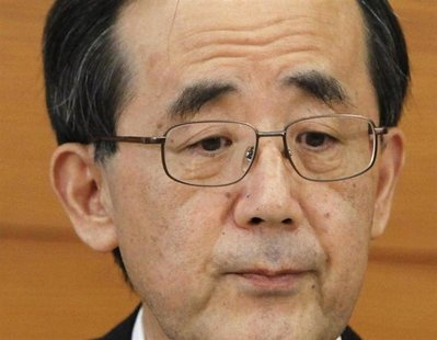 Bank of Japan Governor Masaaki Shirakawa attends a news conference in Tokyo March 7, 2013. REUTERS/Yuya Shino