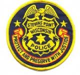 Stevens Point Police Department patch