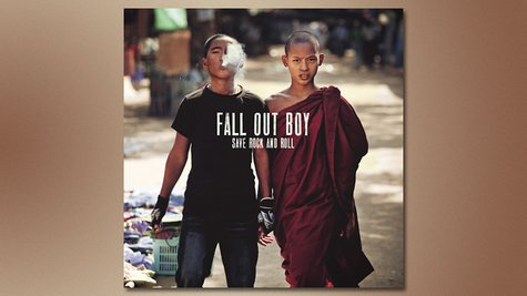 Image courtesy of Image Courtesy Fall Out Boy via Tumblr (via ABC News Radio)