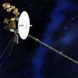 Voyager 1 in an undated illustration courtesy of NASA. REUTERS/Handout