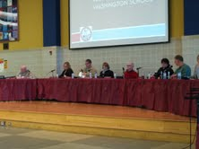 School Board convenes at North High