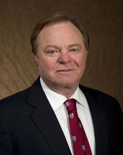 Continental Resources Chairman and Chief Executive Officer Harold Hamm is seen in this undated corporate handout photo. REUTERS/PRNewsFoto/C