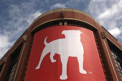 The corporate logo of Zynga Inc, the social network game development company, is shown at its headquarters in San Francisco, California Apri
