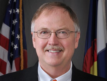 Tom Clements, the executive director of the Colorado Department of Corrections, is shown in this undated department photograph. Clements was
