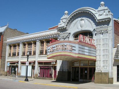 Al Ringling Theater in Baraboo (courtesy of Wikipedia)