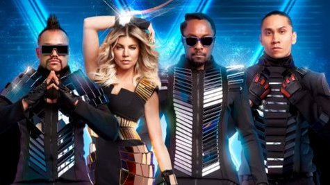 Image courtesy of Facebook.com/BlackEyedPeas (via ABC News Radio)
