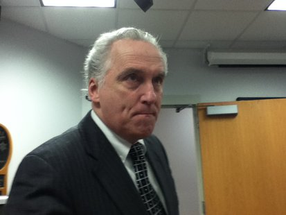 Marathon County Sheriff Randy Hoenisch
