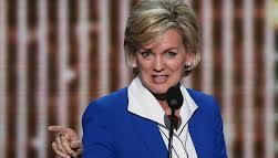 Jenifer Granholm, the toast of the DNC