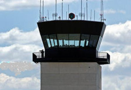 W.K. Kellogg Air Control Tower
