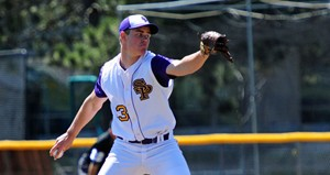 UW Stevens Point Baseball.  Photo courtesy UWSP Athletic Dept.