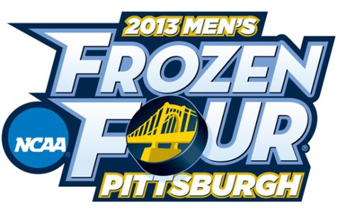 NCAA Frozen Four hockey tournament