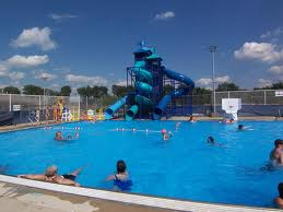 Heritage Park Pool-Coldwater