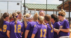 UW-Stevens Point Softball.  Photo courtesy UWSP Athletic Dept.