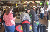 Q106 at The Tobacco Shoppe, Battle Creek (3-28-13) 2