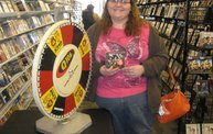 Q106 at Disc Traders Battle Creek (3-23-13) 8