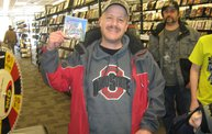 Q106 at Disc Traders Battle Creek (3-23-13) 4