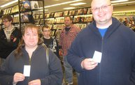 Q106 at Disc Traders Battle Creek (3-23-13) 3