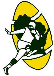 Green Bay Packers (retro logo)