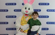 WIXX Photo Booth: Easter Bunny at Sir Bounce-a-Lots 16