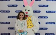 WIXX Photo Booth: Easter Bunny at Sir Bounce-a-Lots 4