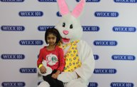 WIXX Photo Booth: Easter Bunny at Sir Bounce-a-Lots 23