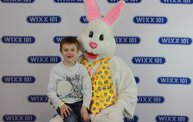 WIXX Photo Booth: Easter Bunny at Sir Bounce-a-Lots 8