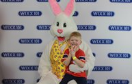 WIXX Photo Booth: Easter Bunny at Sir Bounce-a-Lots 20