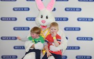 WIXX Photo Booth: Easter Bunny at Sir Bounce-a-Lots 19