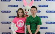 WIXX Photo Booth: Easter Bunny at Sir Bounce-a-Lots 27
