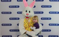 WIXX Photo Booth: Easter Bunny at Sir Bounce-a-Lots 24