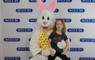 WIXX Photo Booth: Easter Bunny at Sir Bounce-a-Lots 21