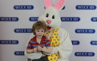 WIXX Photo Booth: Easter Bunny at Sir Bounce-a-Lots 28