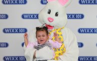 WIXX Photo Booth: Easter Bunny at Sir Bounce-a-Lots 3