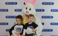 WIXX Photo Booth: Easter Bunny at Sir Bounce-a-Lots 30