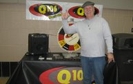 Q106 at Lansing RV Outlet Show (3-22-13) 3