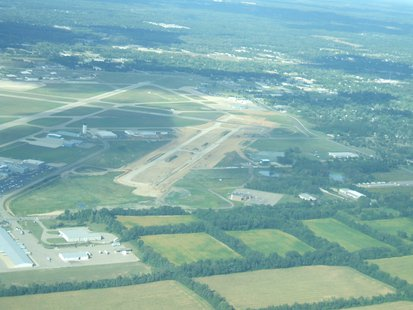 Pilots would be on their own to talk to each other and sort out who was landing, and in what order at Kellogg Field, if there is no tower staff.