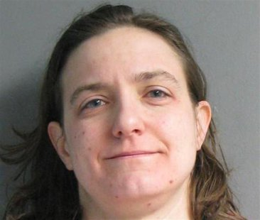 Sonja Farak, 35, is pictured in this Massachusetts State Police booking photo taken January 19, 2013. REUTERS/Massachusetts State Police/Han
