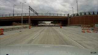 A look at some of the decorative enhancements to U.S. 41 in Brown County.(courtesy of FOX 11).