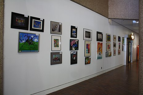 Congressional Art Competition - Photo by Elvert Barnes