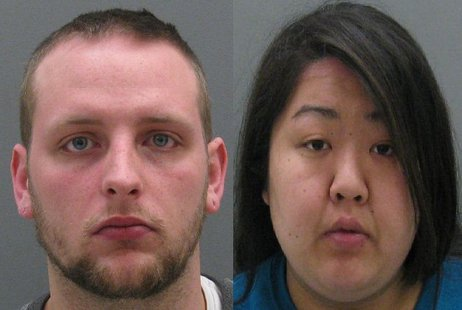 Jeremie Collins (L) and Maly Phongsavanh (R) (photos courtesy Ottawa Co. Sheriff's Dept.)