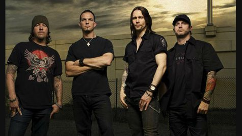 Image courtesy of Facebook.com/AlterBridge (via ABC News Radio)