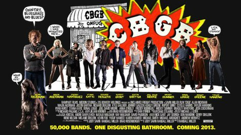 Image courtesy of Facebook.com/CBGBtheMovie (via ABC News Radio)