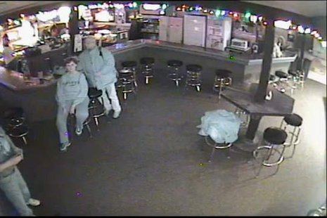 Man steals purse at Grumpy's Bar & Grill in Appleton on March 24, 2013.