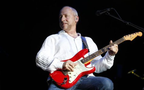 British guitarist Mark Knopfler performs during the 30th Cordoba Guitar Festival in Cordoba July 25, 2010. REUTERS/Javier Barbancho