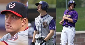 Former UWSP Baseball players now in the pros