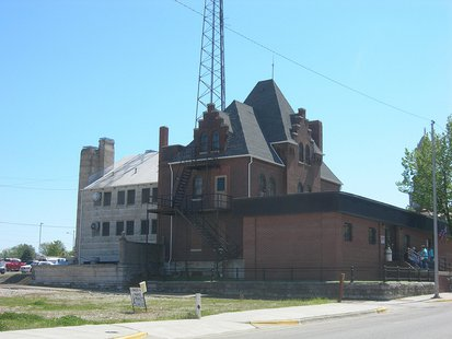 Edgar County Illinois Jail