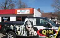 Q106 at Mancino's (3-30-13): Cover Image