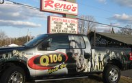 Q106 at Reno's West (3-30-13): Cover Image