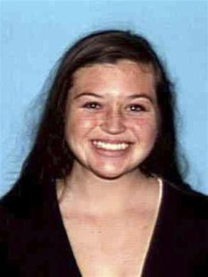 Kyndall Jack, 18, of Costa Mesa is pictured in this undated handout photo obtained by Reuters April 4, 2013. REUTERS/Orange County Sheriff/H